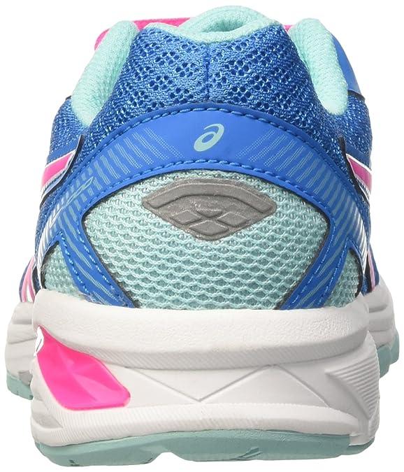 new styles e4906 fec00 ASICS Unisex Kids  Gt-1000 5 Gs Sneakers  Amazon.co.uk  Shoes   Bags