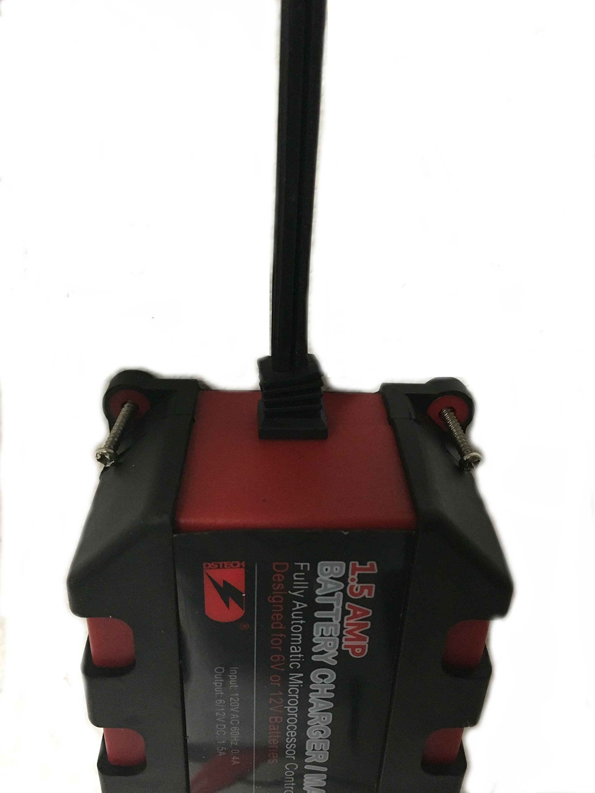 DSTECH BCS-5NS 1.5A Speed Charge Battery MAINTAINER by DSTECH (Image #4)