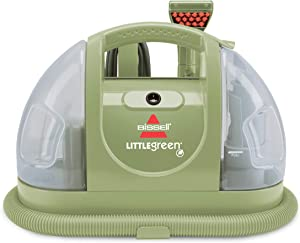 Bissell Multi-Purpose Portable Carpet and Upholstery Cleaner, 1400B,Green