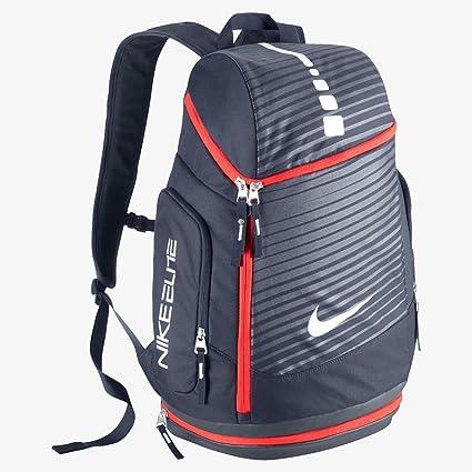Nike Hoops Elite Team Obsidian Rucksack Laptop Tasche Max