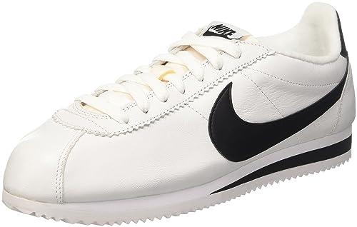 super popular 7e26c bf2c3 Nike Classic Cortez Prem, Zapatillas de Running para Hombre  Amazon.es   Zapatos y complementos