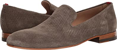 Hugo Boss BOSS Mens Cordoba Loafer by Hugo Dark Beige 7 ...