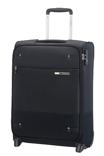 Samsonite Base Boost Upright Hand Luggage, 55 cm, 41 Liters, Black