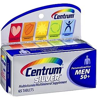 Centrum Silver Multivitamin/Multimineral Supplement Men 50+