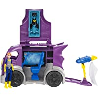 Mattel DC Super Hero Girls Batgirl & Vehicle Playset