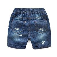 Infant Baby Toddler Little Boys Kids Denim Pants Baby Shorts Trousers