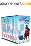 A Christmas Cowboy to Keep: A Contemporary Western Romance Collection (English Edition)