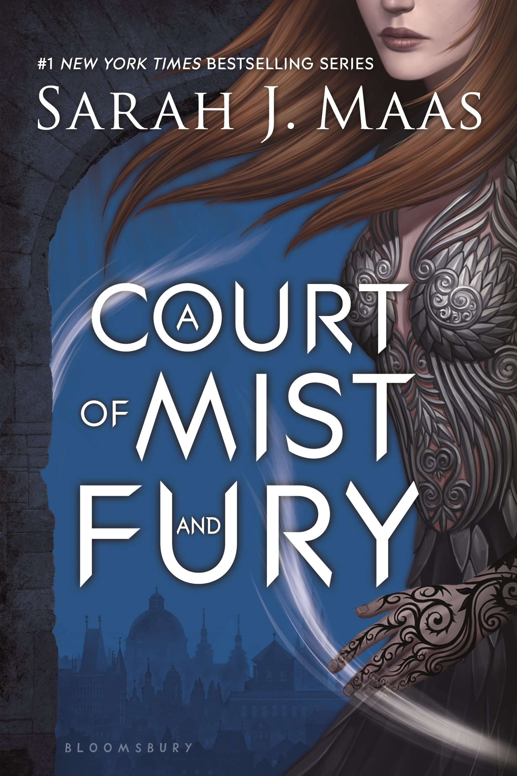 Amazon.com: A Court of Mist and Fury (A Court of Thorns and Roses ...