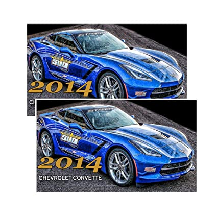 Amazon Brotherhood 2014 Chevrolet Corvette Indy 500 Pace Car