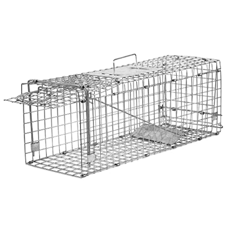 Elbe - Jaula de captura, Trampa para roedores, múltiple, MAF04