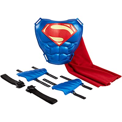 Mattel Justice League Supermanheary-Ready Set: Toys & Games