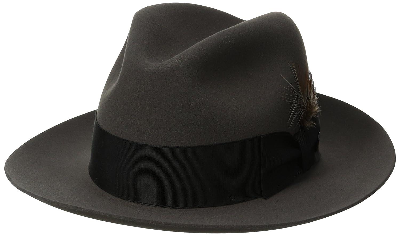 faf23b54e Stetson Men's Pinnacle Excellent Quality Fur Felt Hat