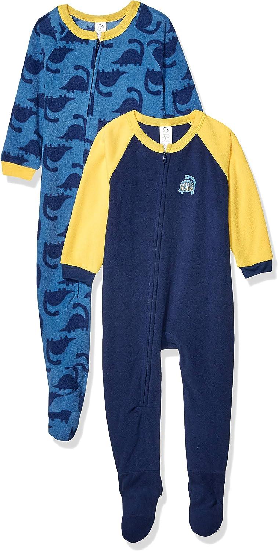 Amazon.com: Gerber Baby Boys 2-Pack Blanket Sleeper: Clothing