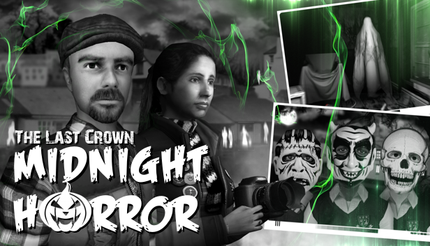 The Last Crown: Midnight Horror [Online Game Code]