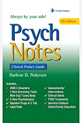 Psych Notes Clinical Pocket Guide Kindle Edition