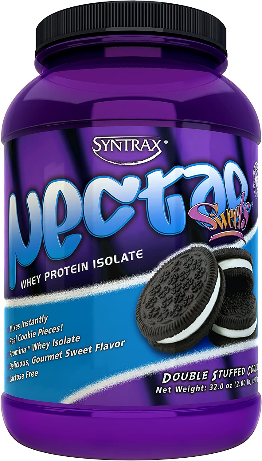 Nectar Sweets, Double Stuffed Cookie, 2 Pounds