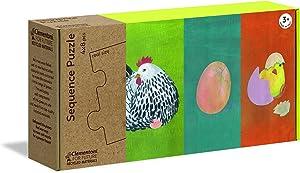 Clementoni-16226-Sequence Natura 16226 Children's Jigsaw Puzzle Multi-Coloured