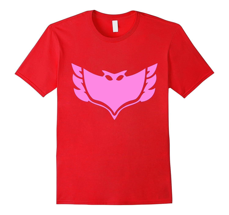 PJ Masks - Owlette Crest t shirt-TD