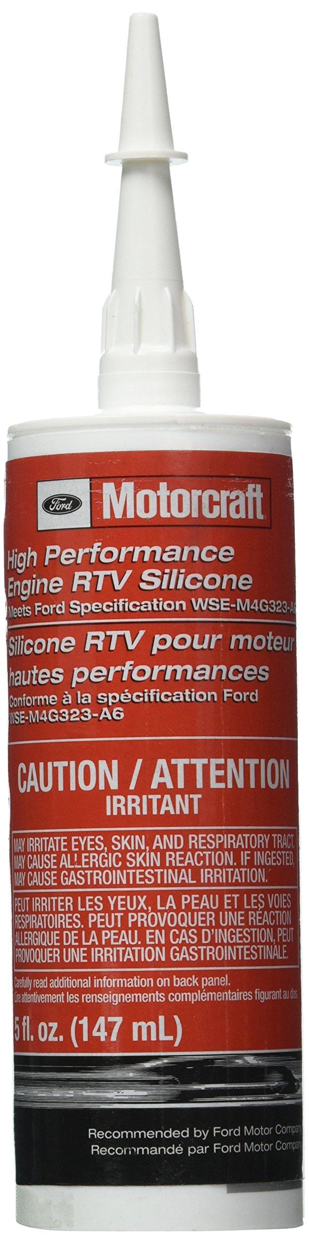Ford Genuine Fluid TA-357 High Performance Engine RTV Silicone - 5 oz.