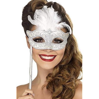 Baroque Fantasy Eyemask Costume Accessory: Toys & Games