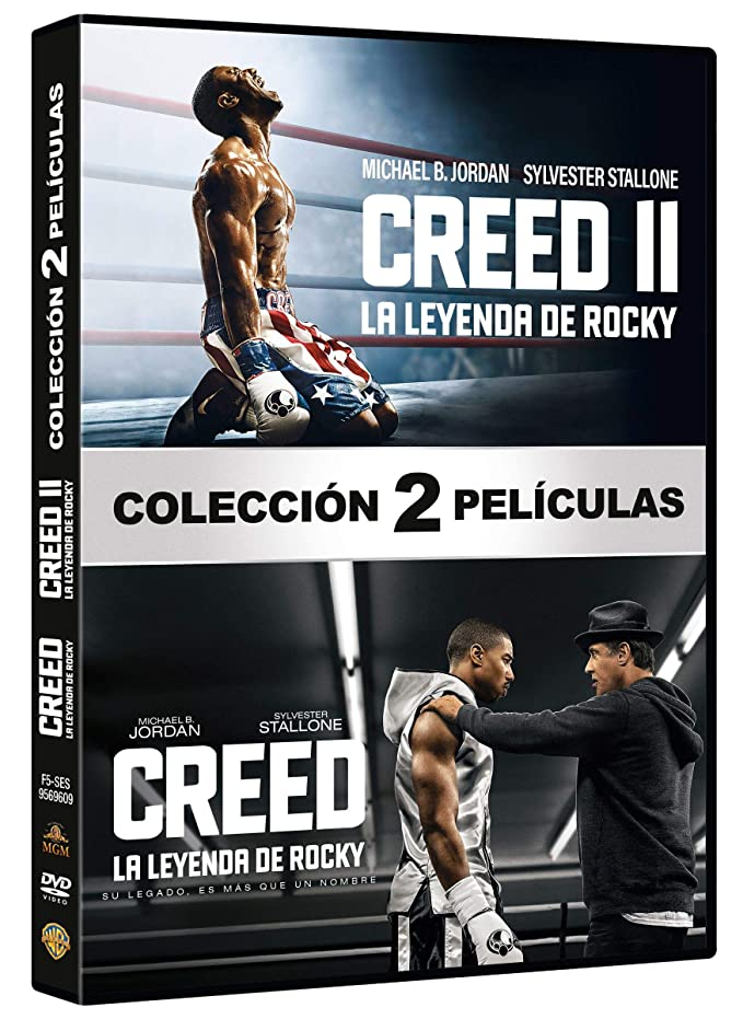 Creed + Creed Ii. La Leyenda De Rocky [DVD]