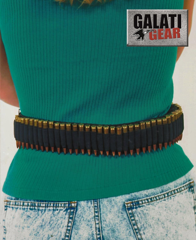 Amazon Galati Gear Cartridge Belt Hunting Game Belts And Bags Sports Outdoors
