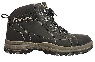 1575c1a6b95 Kastinger Unisex Schuhe Damen und Herren, Kast-Boot, Robuster Stiefel aus  vollwertigem Nubukleder, kräftige Profilsohle, Leichtes Warmfutter im ...