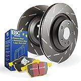 EBC Brakes S9 Rear Kits Yellowstuff and USR Rotors, S9KR1224
