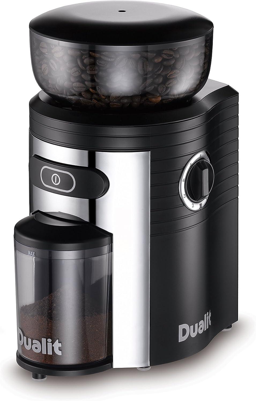 Dualit 75015 Coffee Grinder Black