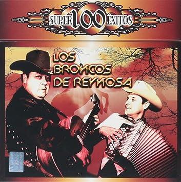 Los Broncos de Reynosa - Los Broncos De Reynosa : Super 100 Exitos 5CDs - Amazon.com Music