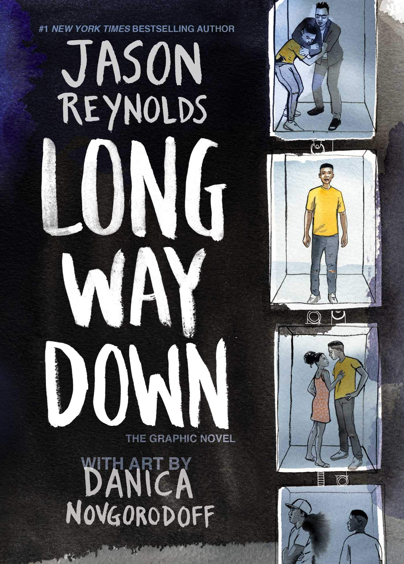 Amazon.com: Long Way Down: The Graphic Novel (9781534444959): Reynolds,  Jason, Novgorodoff, Danica: Books