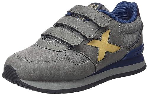 Munich Dash Kid VCO, Zapatillas de Deporte Unisex Niños: Amazon.es: Zapatos y complementos