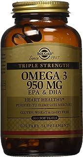 Solgar - Triple Strength Omega 3 EPA & DHA 950 Mg, 100 Softgels - 2