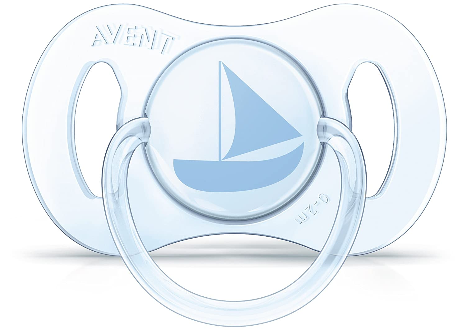Philips Avent Newborn Soother (0-2 Mos), Boy SCF151/01