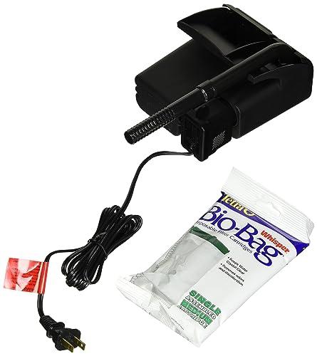 Tetra Whisper PF10 Power Filter, Quiet Three-Stage Filter