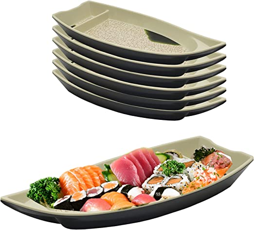 4 PCS Made in Japan Japanese Sashimi Sushi Plate Soy Sauce Dish Chopsticks Set