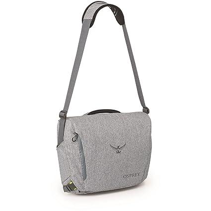 0a3f0165fad Osprey Packs Beta Port Courier Bag (Spring 2016 Model), Grey Herringbone