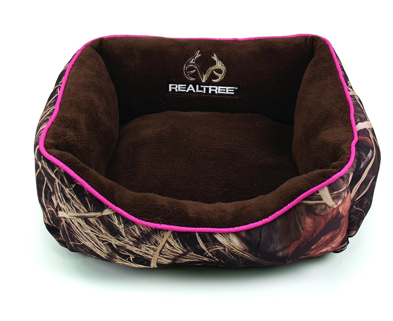 solo per te Dallas Manufacturing Co. Dallas RR1814 – – – 160.2 Realtree box letto, mimetico con cordoncino rosa, 45,7 x 61 cm  designer online