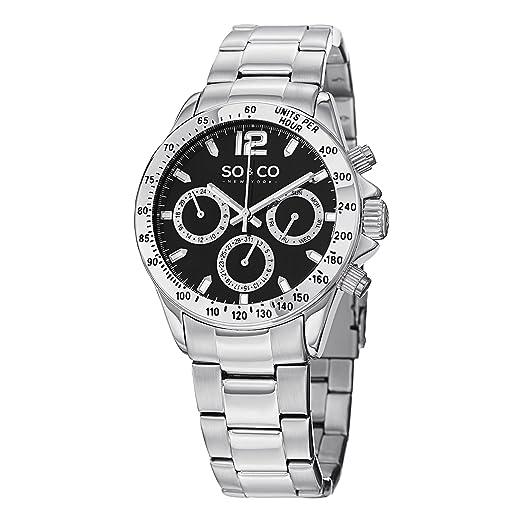 SO&CO Reloj 5001.1 Plateado