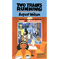 Two Trains Running book cover