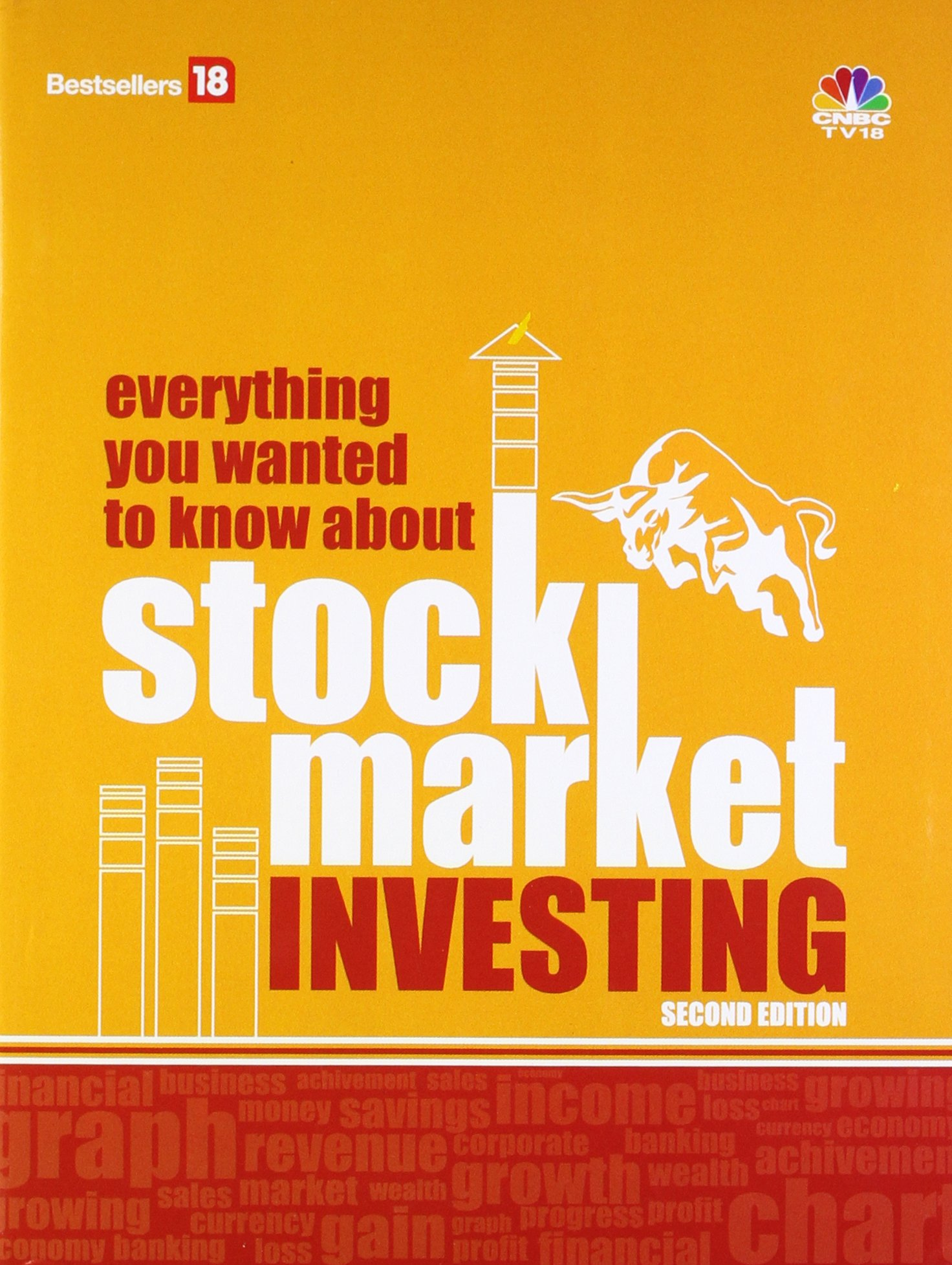 buy everything you wanted to know about stock market investing book