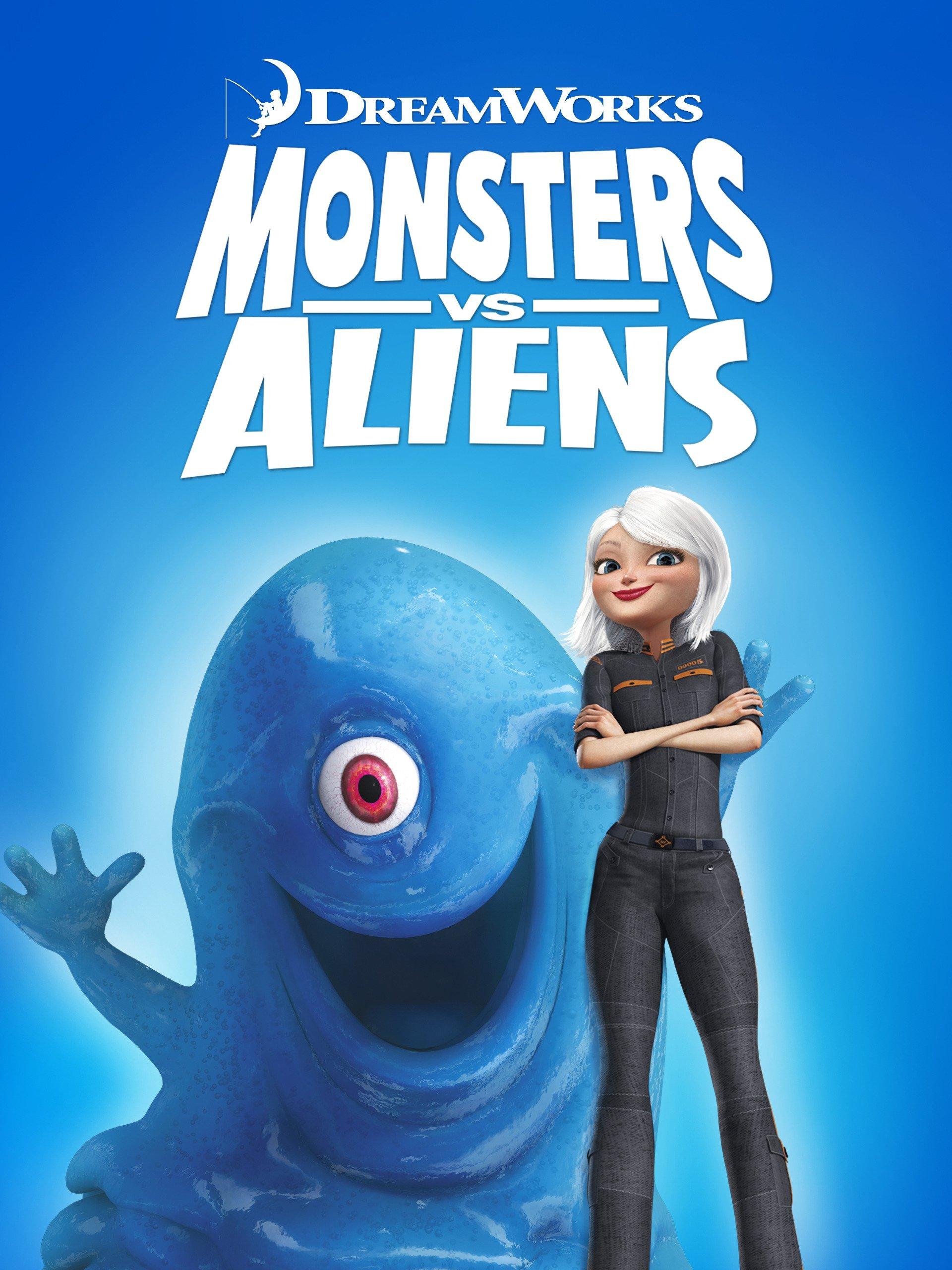Amazon Com Watch Monsters Vs Aliens Prime Video