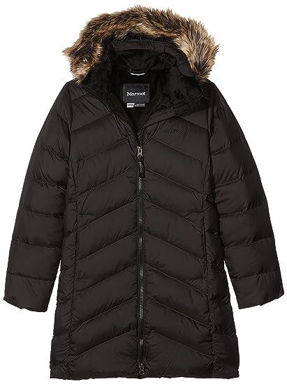 Marmot Montreaux Coat, Hombre, True Black, XS