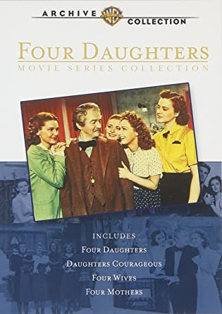 Four Daughters Movie Series Collection: Gale Page: Amazon