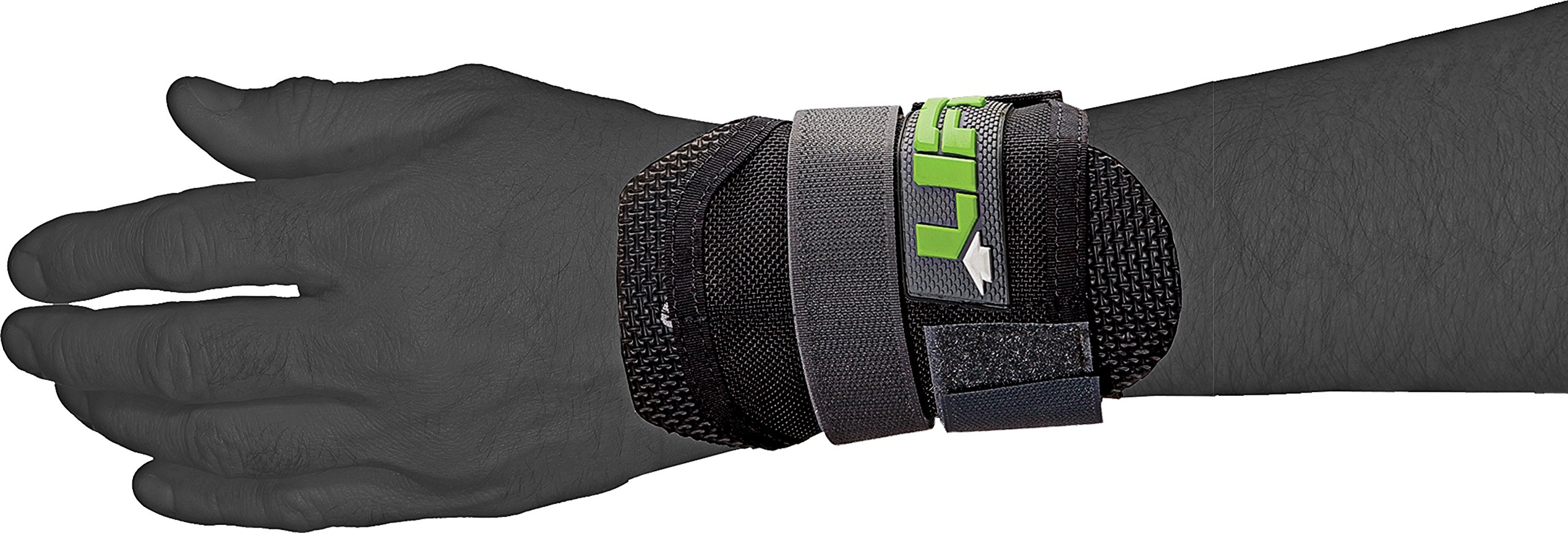 LIFT Safety Bracer Wrist Support (Black, One Size)