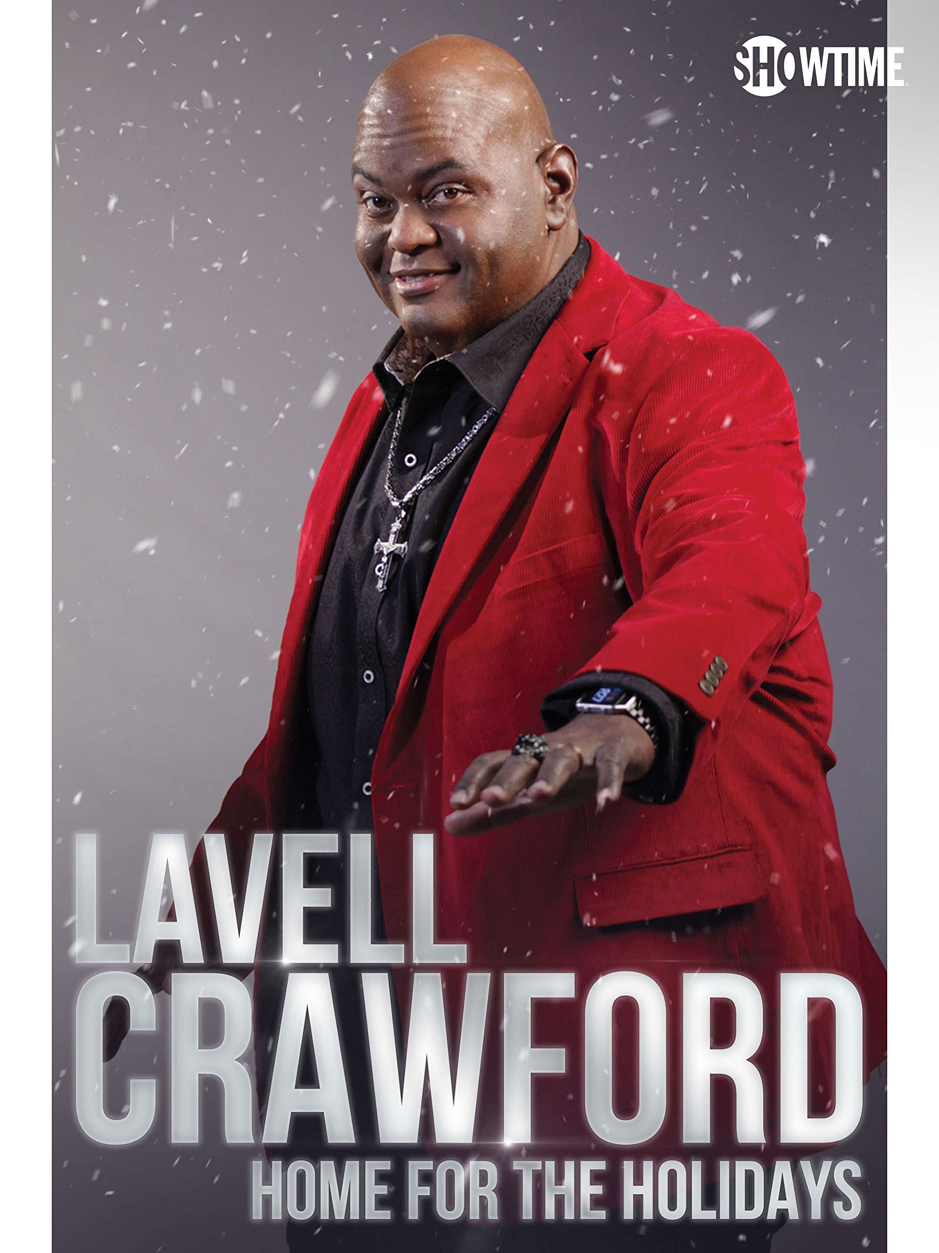lavell crawford home for the holidays netflix