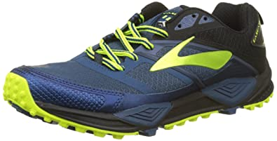 f8e875c26c8 Brooks Men s Cascadia 12 Trail Running Shoes  Amazon.co.uk  Shoes   Bags