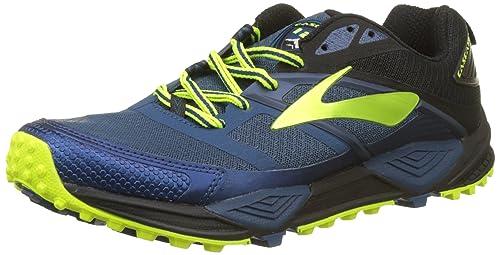 Brooks Cascadia 12, Zapatillas de Running para Asfalto para Hombre: Amazon.es: Zapatos y complementos