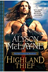 Highland Thief (The Sons of Gregor MacLeod Book 5) Kindle Edition