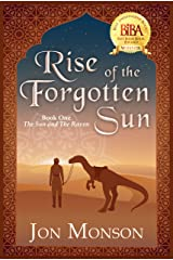 Rise of the Forgotten Sun (The Sun and the Raven Book 1) Kindle Edition